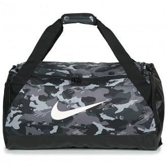 Tréninková sportovní taška Nike Brasilia M - camo black