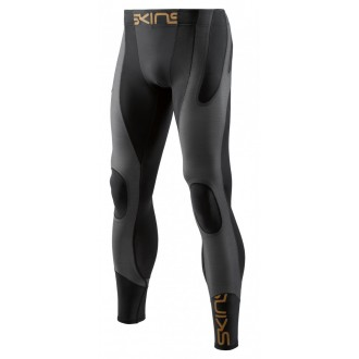 Pánské kompresní kalhoty SKINS K-PROPRIUM Long Tights Black/Charcoal