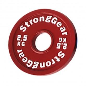 Ocelový frakční kotouček StrongGear - 2,5 Kg