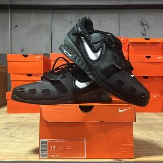 Pánské boty Nike Romaleos 2 - Black e0cb7da819