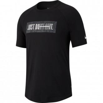 Pánské tréninkové tričko JUST DONT QUIT Nike Dry AR6065-010