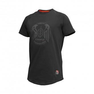 Pánské tričko ThornFit Wings - černé