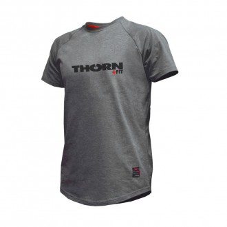 Pánské tričko Thornfit Team - grey