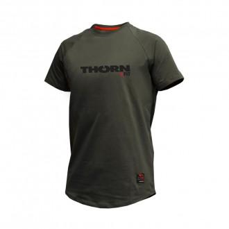 Pánské tričko Thornfit Team - green
