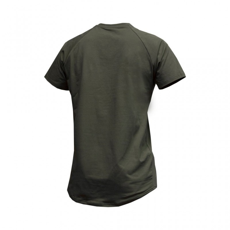Pánské tričko Thornfit Team - zelené