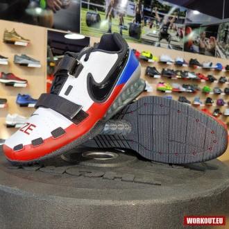 Vzpěračské boty Nike Romaleos 2 - customize color fbbebb6801