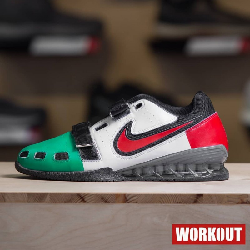 Vzpěračské boty Nike Romaleos 2 - customize color