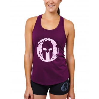 SPARTAN by CRAFT Helmet Logo Tank - Wome