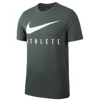 Pánské tričko Athlete Dri-FIT Swoosh - zelené