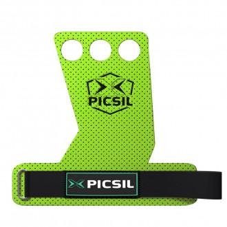 Mozolníky Picsil - Azor Grips - 3 prsté - zelené
