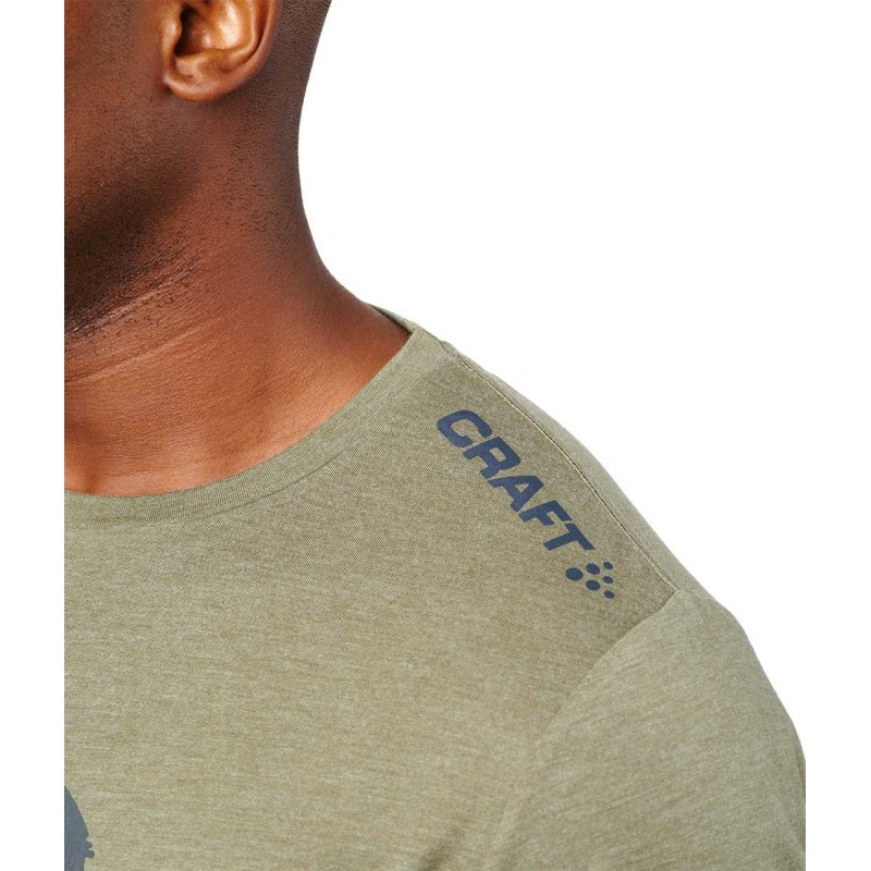 SPARTAN by CRAFT Helmet Logo SS Tee - Mens