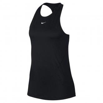 Dámské tílko Nike ALL OVER MESH - černé
