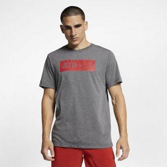 Pánské tričko Just do it - CHARCOAL