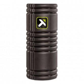 Masážní pěnový válec Foam Roller GRID Trigger Point - černý