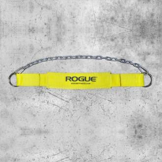 Opasek Rogue Dip Belt - žlutý