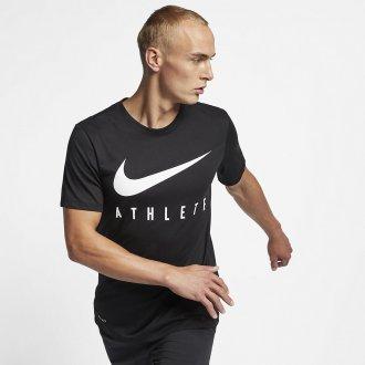 Pánské tričko Nike Athlete - černé