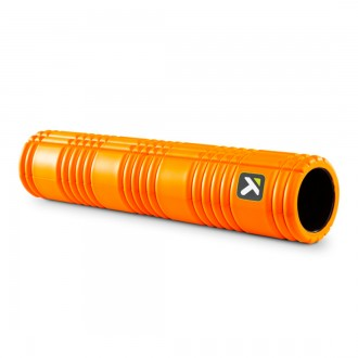 Foam Roller GRID 2.0 - oranžová