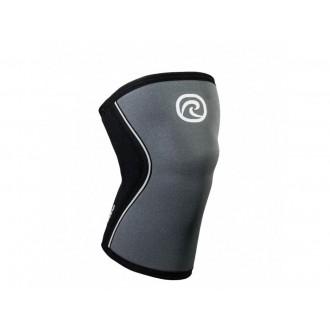 Bandáž kolene RX 7 mm - šedo / černé