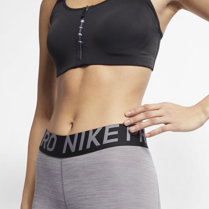 Dámské legíny Nike pro šedé