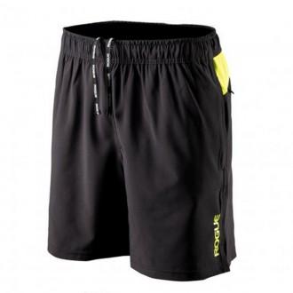 ff6e5e53b7f6 Pánské šortky Rogue Black Ops Shorts - Black Yellow