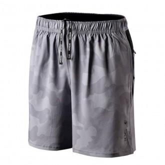 Pánské šortky Rogue Black Ops Shorts - Grey Camo