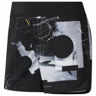 Dámské šortky WOR KNITWoven Short-Print - DY8078