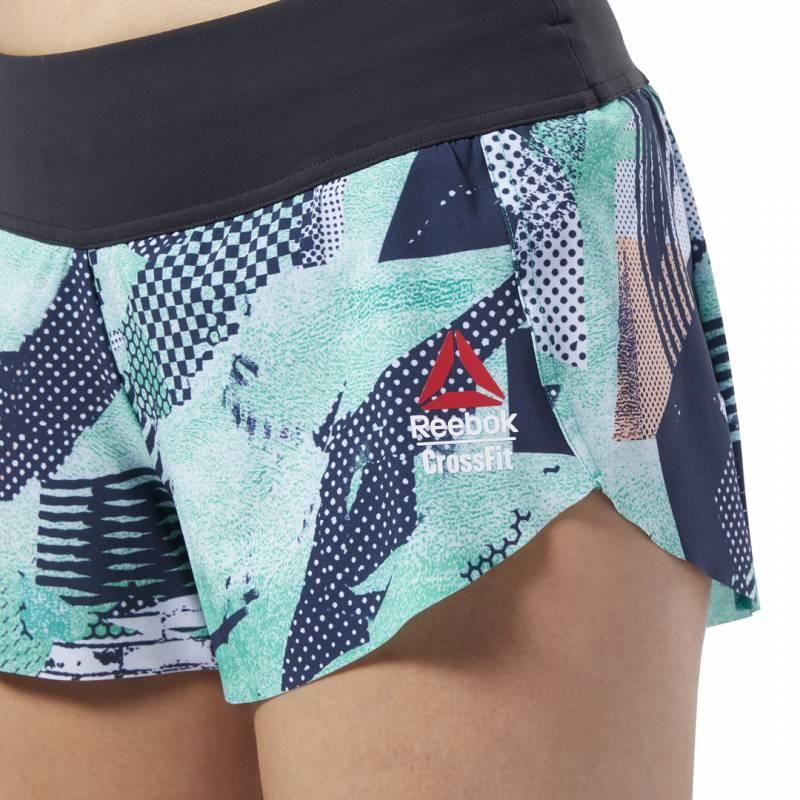 Dámské šortky Reebok CrossFit KNW Short Print - DY8375