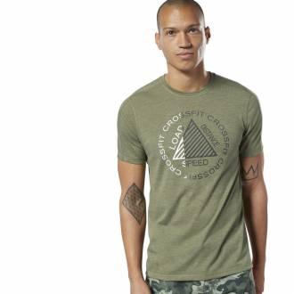 Pánské tričko Reebok CrossFit Move Tee - DY8431