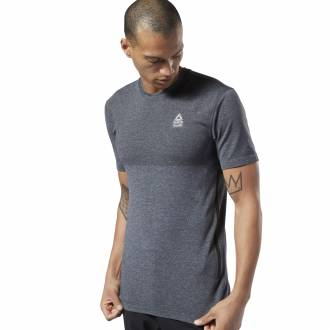 Pánské tričko Reebok CrossFit MyoKnit Tee - DY8439