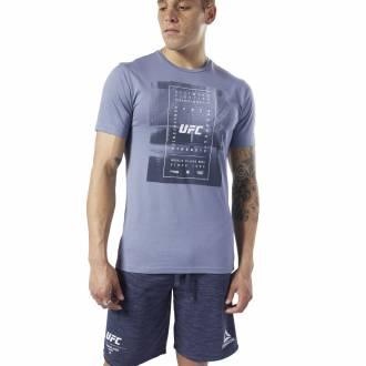 Pánské tričko UFC FG TEXT TEE - EC1272