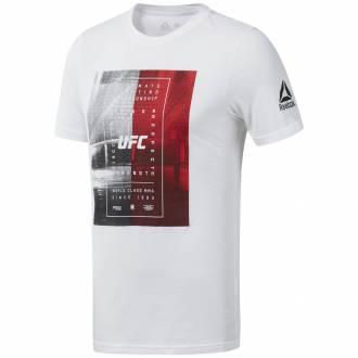 Pánské tričko UFC FG TEXT TEE - EC1274
