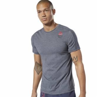 Pánské tričko Reebok CrossFit AC + Cotton Tee G - EC1388