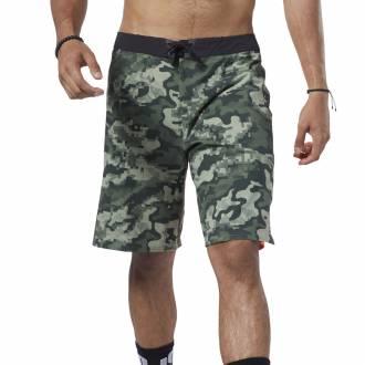Pánské šortky Reebok CrossFit Epic Cordlock- Print - EC1404