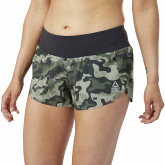 Dámské šortky Reebok CrossFit KNW Short Print - EC1450