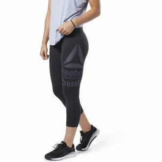 Dámské legíny Reebok CrossFit Lux 3/4 - EC1451