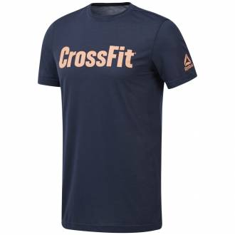 Pánské tričko Reebok CrossFit FEF TEE- SPEEDWICK - EC1466