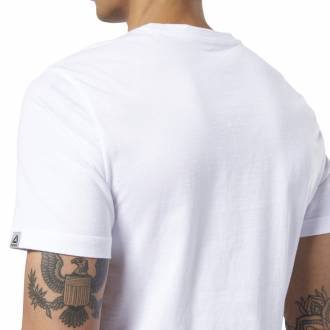 Pánské tričko Reebok CrossFit Distressed Crest Tee - EC1467