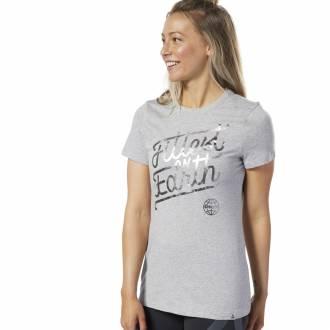 Dámské tričko Reebok CrossFit Fittest on Earth Tee - EC1475