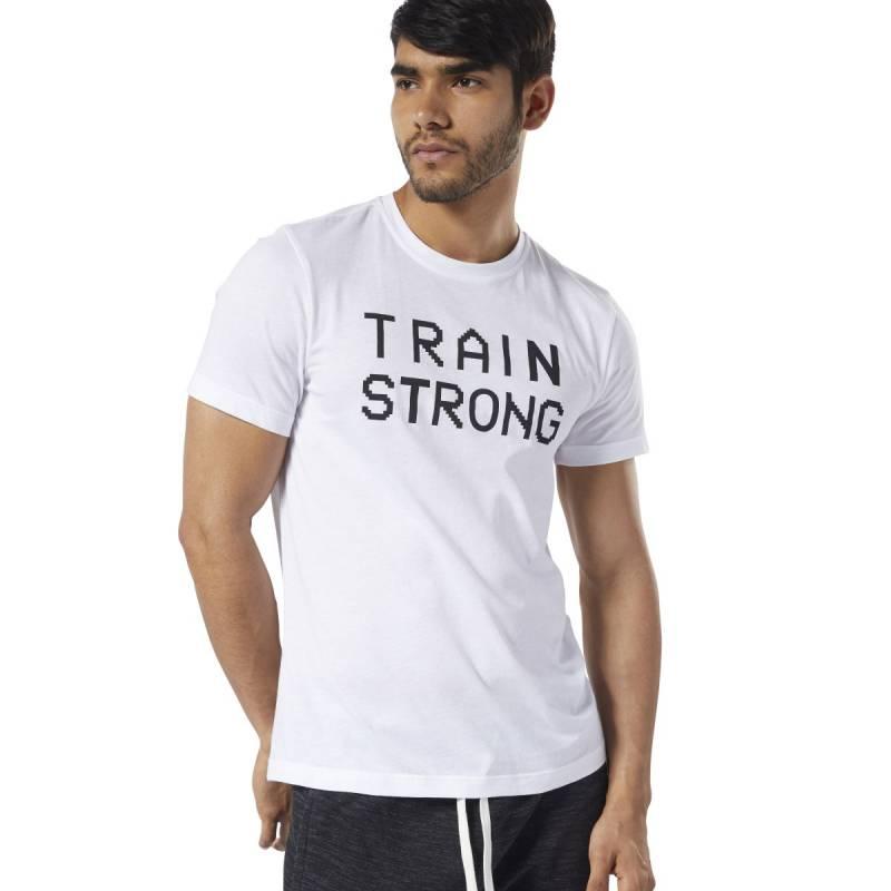 Pánské tričko GS Train Strong Tee - EC2062