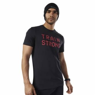 Pánské tričko GS Train Strong Tee - EC2065