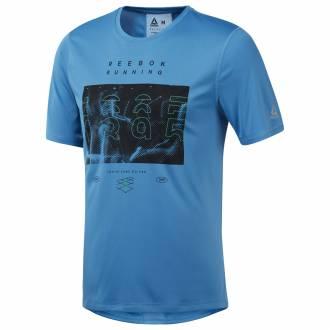 Pánské tričko RE RUN CREW TEE - EC2546