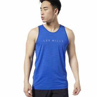 Pánské tričko Les Mills Active Chill TANK - ED0583