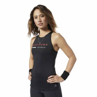 Dámský top Les Mills BODY PUMP SUPPORT TANK - ED0593