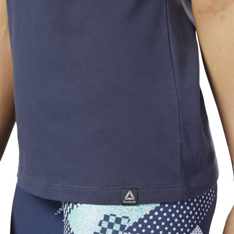 Dámské tričko Reebok CrossFit OPEN Tee - FP9323