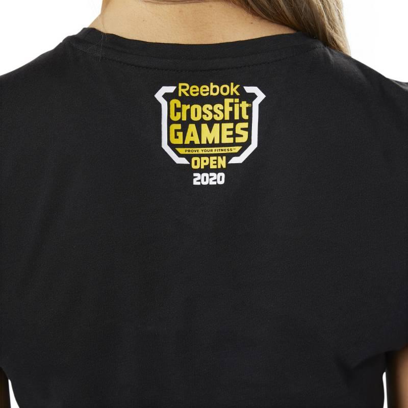 Dámské tričko Reebok CrossFit OPEN Tee - FP9324
