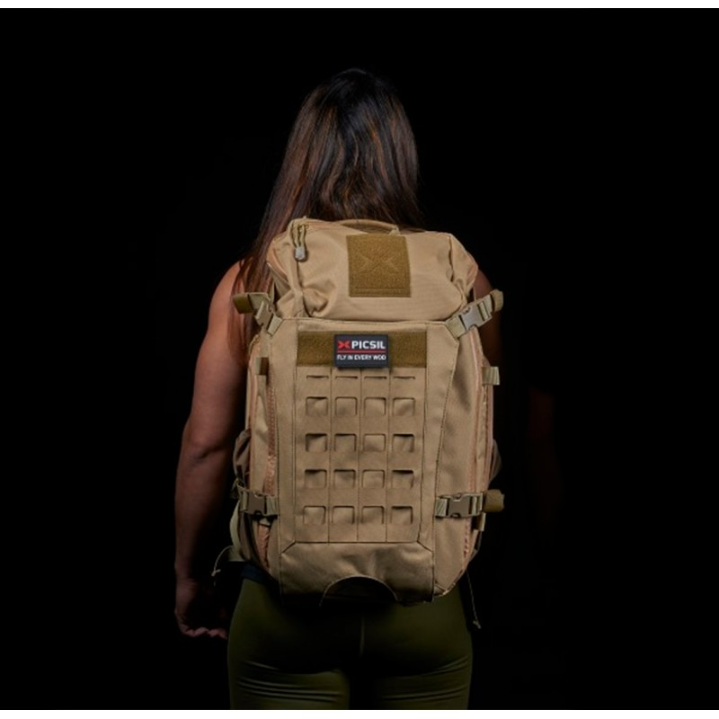 Batoh Backpack Tactical Picsil 40 liters - Khaki