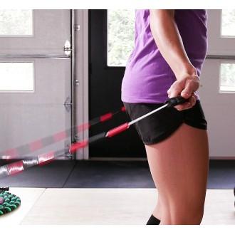 Švihadlo Heavy Beaded Workout Rope