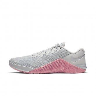 Dámské boty Nike Metcon 5 - bilo/růžové