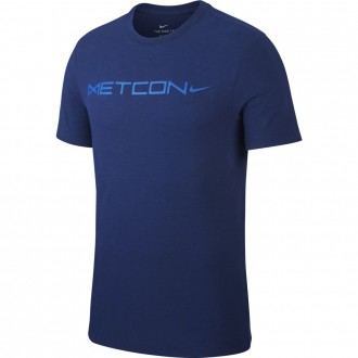 Pánské tričko Nike Metcon - modré
