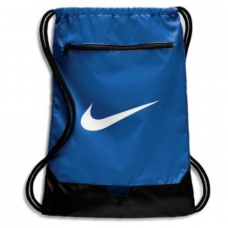 Tréninkový Gym Sack / pytel Nike Brasilia modrý